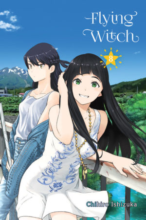 Flying Witch, 8