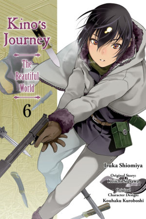 cover for Kino's Journey - the Beautiful World, 6