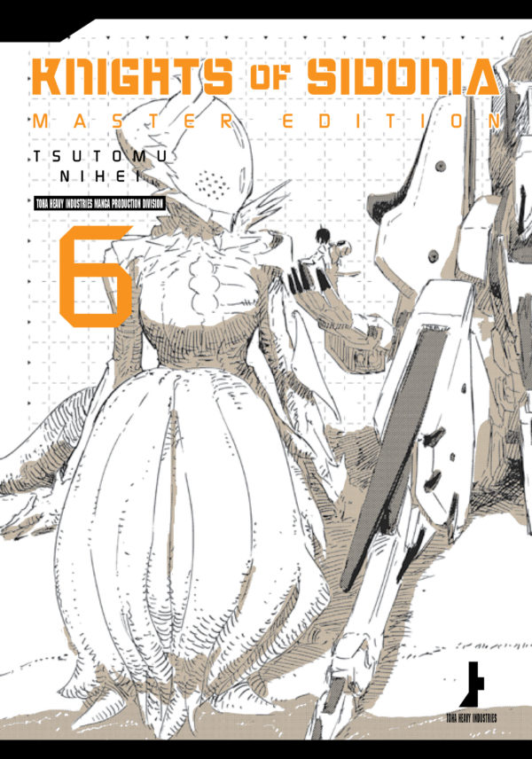cover for Knights of Sidonia, Master Edition, 6