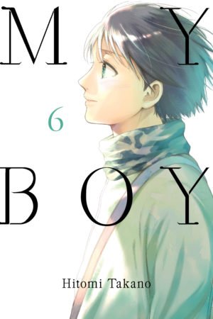 cover for My Boy, 6