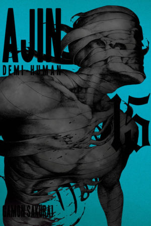 cover for Ajin: Demi-Human, 15
