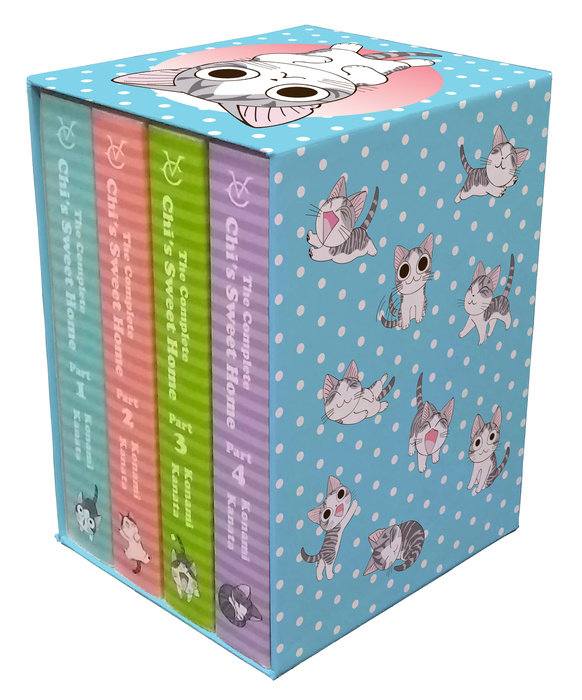 image of The Complete Chi's Sweet Home Box Set